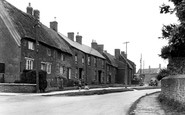 Adderbury, High Street c.1955