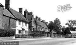 Adderbury, Oxford Road c.1955