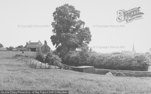 Photo of Adderbury, The Village Meadows c.1955