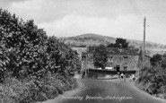Addingham, Beamsley Beacon c.1955