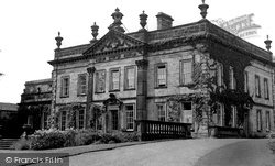 Addingham, Farfield Hall c.1955