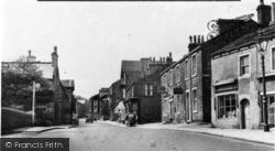 Addingham, Main Street c.1955