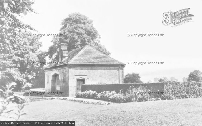 Photo of Addingham, The Park Memorial c.1950