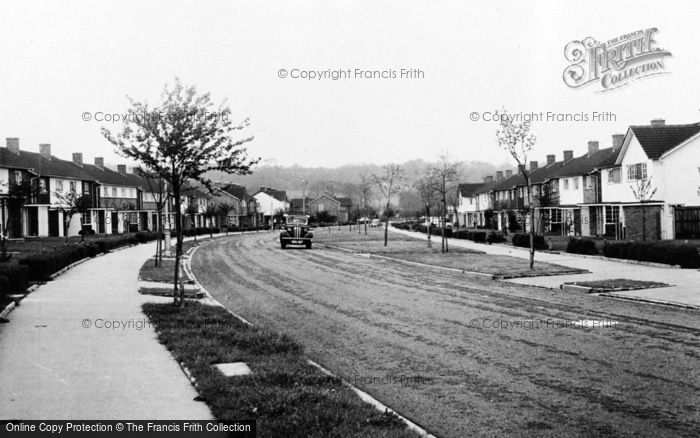 Photo of Addington, Falconwood Road c.1960
