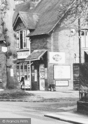 Addington, Local Stores c.1965