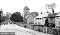 Addington, Old Village And St Mary's Church c.1950