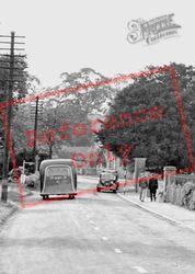 Old Village c.1950, Addington