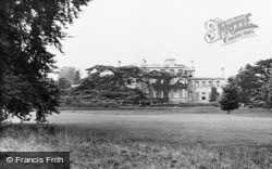 Palace And Golf Link c.1950, Addington