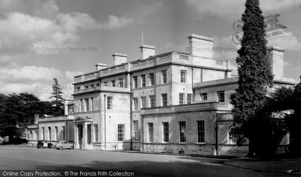 Photo of Addington, Palace, From The Drive c.1965