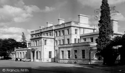 Addington, Palace, From The Drive c.1965