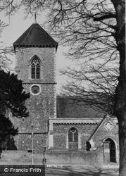 St Mary's Church c.1950, Addington