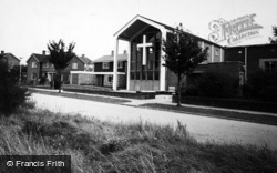 The Methodist Church c.1965, Addington