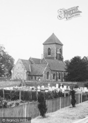 Addington, The Methodist Church c.1965
