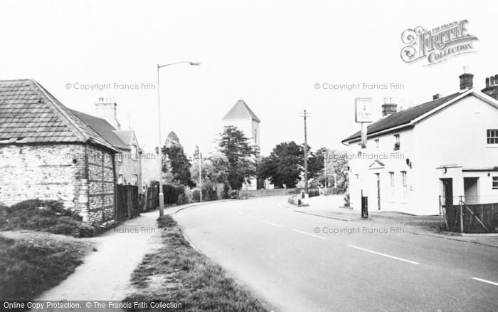 Photo of Addington, The Village c.1965