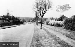 Addington, View From Featherbed Lane c.1960