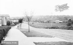 Addington, View From Huntingfield c.1960
