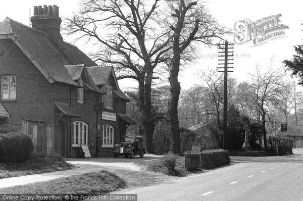 Photo of Addington, Village c.1950