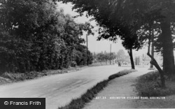 Addington, Village Road c.1955