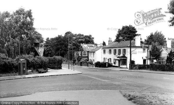 Addiscombe, Shirley Hills Road c1965