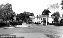 Addiscombe, Shirley Hills Road c.1965