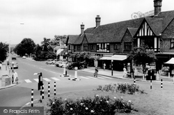 Addiscombe, Shirley Road, The Parade c.1965