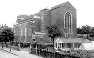 Addiscombe, St Mildred's Church c1965