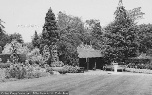 Photo of Addiscombe, The Gardens c.1965