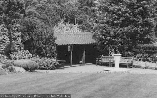 Photo of Addiscombe, The Gardens c.1965