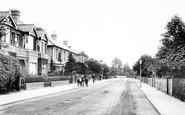 Addlestone, Brighton Road 1906