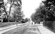 Addlestone, Church Road 1906