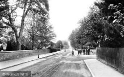 Church Road 1906, Addlestone