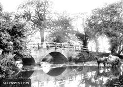 Crockford Bridge 1904, Addlestone