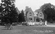 Addlestone, Girls At Princess Mary Homes 1904