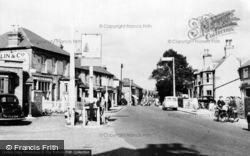 High Street c.1960, Addlestone