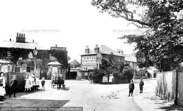 Addlestone, 'Holly Tree' 1904