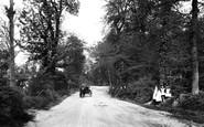 Addlestone, Liberty Lane 1906