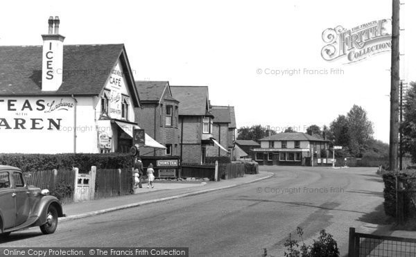 Photo of Addlestone, New Haw c.1950