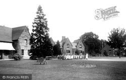 Princess Mary Homes 1904, Addlestone