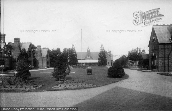 Photo of Addlestone, Princess Mary Homes 1904