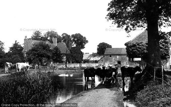 Photo of Addlestone, Pyle's Farm 1904