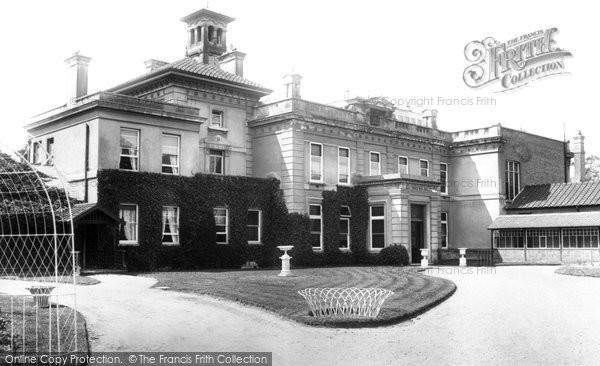 Photo of Addlestone, St George's College 1906