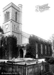 St Paul's Church 1906, Addlestone