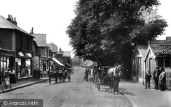 Station Road 1904, Addlestone