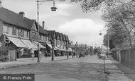 Addlestone, Station Road c1950