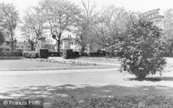 Addlestone, Victory Park c.1955