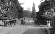 Addlestone, Woburn Hill 1906