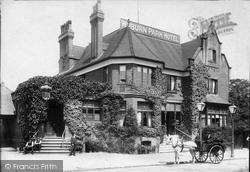 Addlestone, Woburn Park Hotel 1904