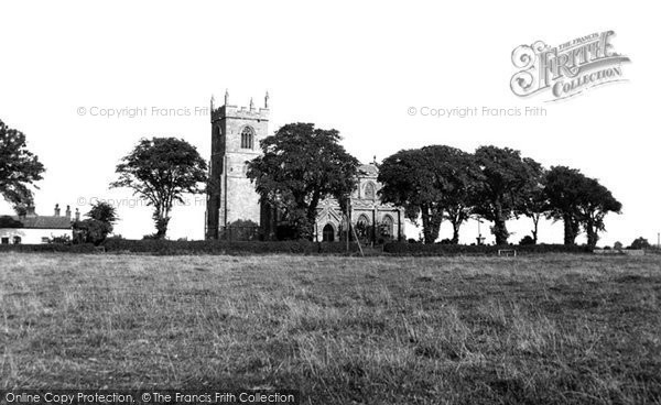 Photo of Addlethorpe, St Nicholas Church c.1955