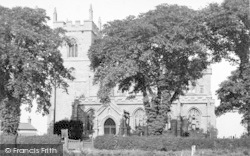 Addlethorpe, St Nicholas Church c.1955