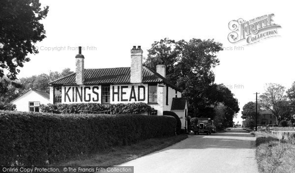 Photo of Addlethorpe, The Kings Head c.1955